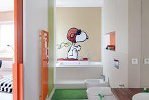 Łazienka dzieci