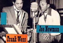 Vintage Jazz Album Covers / by Jim Ardoin