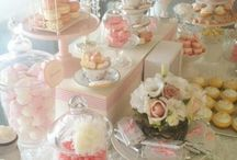 Ideas para boda mesa dulce