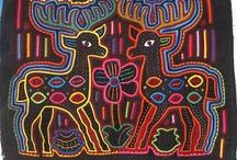 южноамериканский рисунок