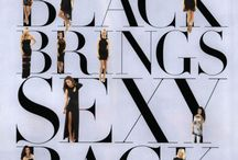 The LBD / A girl can never have enough LBDs