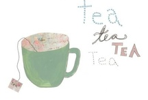 I Love Tea / by Judy Ricard