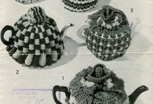 Vintage Knitted Household items / by Vintage Knitting