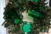 Christmas Wreaths / We have many wreath designs which are all unique to our farm.