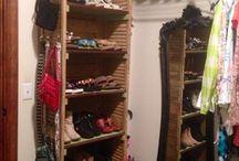 botníky - shoe cases