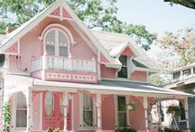 Pink House / Pink dream house