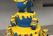gâteaux Disney