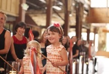 Flower Girls and Ring Bearers / by Bright Occasions