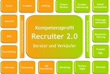 """Recruiting 2.0 / Social Media / Materialsammlung rund um das Thema """"Recruiting 2.0 & Social Media"""""""