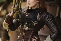 steampunk / nice pics about steampunk adventures