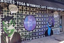 Miami Winwood art wall