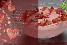 Exotic Desserts..!