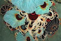 ART: Inspired by mushrooms