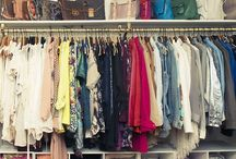 Closets - paradise for fashion lover