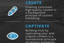 Content Marketing | clockworkTalent / For all the latest news, updates and infographics from the world of Content Marketing & Digital Content. improve your content, great content tips, content marketing for beginners, learn content marketing, content is king