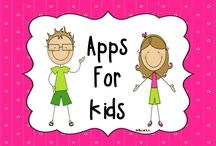 Technology for Kiddos / Apps for kids and educators