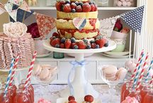 sweet table / ...