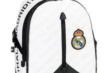 Real Madrid / Stoere rugzakken, tassen, etuis en andere back to school artikelen.