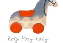 Roly Pony / Roly Pony is a luxury brand, based in the UK, which specialises in comfortable, stylish clothing for boys and girls, combating the elements with durable, naturally made fabrics and bold, vibrant colours. Perfect for youngsters and newborns alike.
