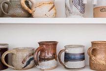 Mugs & pottery