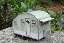 dollhouse caravan