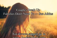 Divorce Quotes by Sue Atkins / Divorce support, ideas, inspiration and quotes