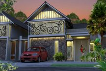 custom 2 ijen nirwana residence malang / hunian