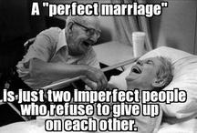Mawwidge / Marriage stuff :-)