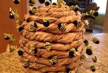 Včela, úľ