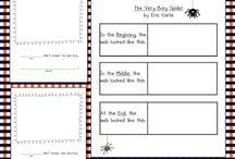 1st Grade-October / by Nikki Letterhos