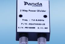 power divider / Up to 50GHz Broadband Power Divider,-55 to +105℃ operating Temp and low Insertion Loss