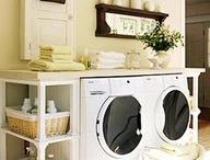 Laundry Room / Çamaşır Odası
