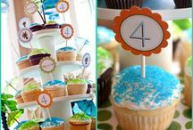 Beachy Birthday Party / by Lisa Messi