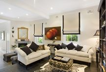 Judy Porter Interiors / Custom made sofas, chairs, curtains, blinds, bedheads, cushions and more! www.judyporter.com.au