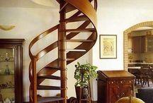 Stairways & Stairwells