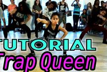 Dance Choreography Tutorials / by Marise LeBlanc
