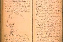 Manuscritos y Dibujos