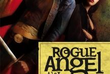 Rogue Angel / Favorite book series...Hollywood you need to make this a movie