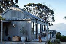villa/maison/bungalow bois