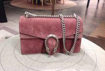 väska med kedja