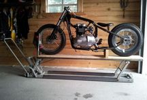 Motorcycle lift bench plans