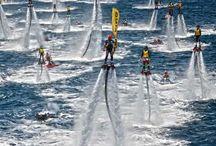 SPORTS ET LOISIRS NAUTIQUES / De la voile au paddle en passant par le jet ski ou le wake...Bormes les Mimosas offre une multitude d'activitès nautiques ! Alors chosissez l'activité qui vous convient et n'hésitez pas à contacter nos professionnels du nautisme http://www.bormeslesmimosas.com/fr/voir-faire/nautisme-bateaux.php