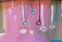 Art - Lisa Stevenson / Modern art and painting