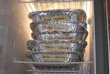 Make ahead/Freezer meals
