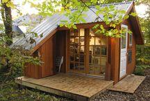 Tree house/ hut