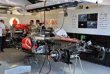 F1 - McLaren Mercedes 2010 / Vodafone McLaren Mercedes MP4-25 for 2010 GP's Drivers - Jenson Button & Lewis Hamilton