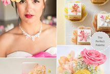 Wedding {spring} / by Sweet Pea & Roses