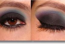 makeup and hair / by Hannah Daigle