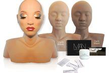 Makeup artist / Makeup artost