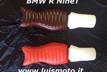 Kit Scrambler per BMW R NineT / Kit seat + Rear fender for BMW R NineT by Luismoto . Made in Italy ! For sale www.luismoto.it    Kit trasformazione scrambler per BMW R NineT , comprende nuova sella disponibile in vari colori e parafango posteriore , in vendita su www.luismoto.it